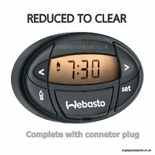 Webasto 1533 Controlador Oval timer.thermo Top.9006122 B.... Free UK Post