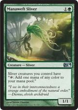 Manaweft Sliver NM M14 MTG Magic The Gathering Green English Card