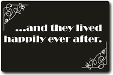 Silent Film Board - Happily Ever After