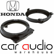 "CT25HD04 Honda JAZZ PRE 2008 13CM 5.25"" Front Door Car Speaker Bracket Adaptor"