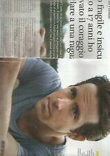 SP26 Clipping-Ritaglio 2013 Ryan Reynolds Ero fragile e insicuro
