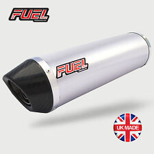 Honda VFR750 Fr-Fv 94-07 Diablo Brushed S/S Round Midi UK Road Legal Exhaust
