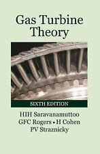 Gas Turbine Theory (6th Edition)
