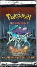 Pokemon 1st Edition Neo Revelation Booster Pack - Factory Sealed Suicune - NM/MT