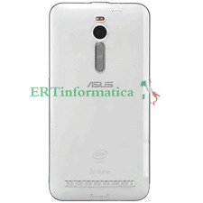 CUSTODIA MORBIDA ULTRA SLIM 0,3 mm COVER ASUS ZENFONE 2 ZE551ML TRASPARENTE