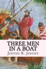 Three Men in a Boat Books