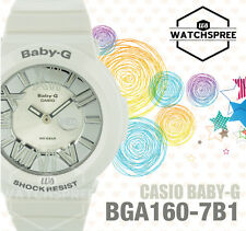 Casio Baby-G Ladies Neon Dial Watch BGA160-7B1