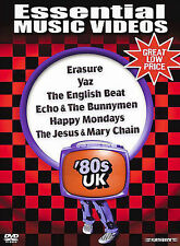 DVD: Essential Music Videos: 80's UK, . Good Cond.: The English Beat, Echo & the