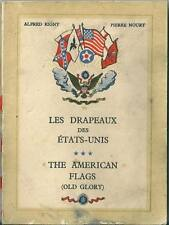 Les drapeaux des Etats Unis The American flag old glory USA vexillologie