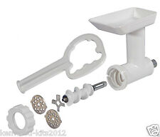 Kitchenaid Food Grinder / Mincer Attachment FGA KIT (Not Retail Packaged)
