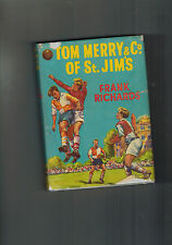 FRANK RICHARDS Tom Merry & Co. of St. Jim's 1950s in d/w (Billy Bunter interest)