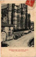 CPA  Rembercourt-aux-Pots - L'Eglise  (240929)