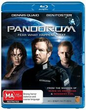 Pandorum  * Blu-ray disc * NEW