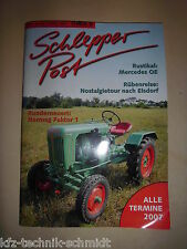 Tractor Post 01/2007 - Oldtimer Magazine