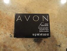 AVON  Ideal Flawless Loose Powder  ~~LIGHT
