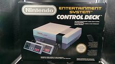 jeu video console pack nintendo nes 2 manettes TBE FAH FRA