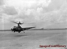 8x10 Print Navy Helicopter XC20 Dirgible Background #6