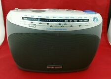 Philips AE2155 WeatherBand/AM/FM/analog TV (non HD) Portable Radio.
