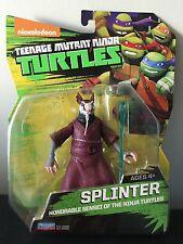 Teenage Mutant Ninja Turtles TMNT Splinter Figure Nickelodeon
