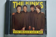 The Kinks - You Really Got Me, CD, Rock