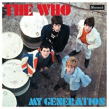 LP THE WHO MY GENERATION 180 g MONO  VINYL MOD