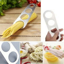 Useful Spaghetti Noodle Portion*Control Diet Pasta Serving Size Measuring Tool