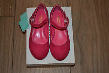Girls Monsoon brand new pink shoes infant size UK 7