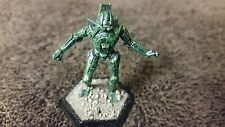 BATTLETECH SPIDER WITH HEX BASE   (RAL PARTHA, METAL, RARE)