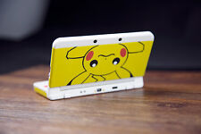 Pikachu NEW 3DS Case Protector Cover Plates for NEW Nintendo 3DS ( Pokemon )