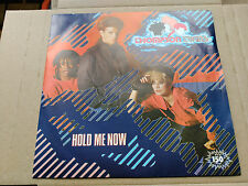 SINGLE THOMPSON TWINS - HOLD ME NOW - ARISTA SPAIN 1983 VG+