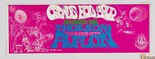 Avalon Ballroom postcard Crowds Bug You? 1967 Jul 1 by John H Myers