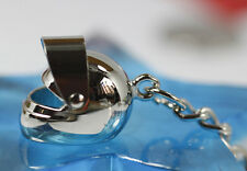 Cool Creative Motorcycle Bicycle 3D Helmet Key Chain Ring Keychain Keyring Key E