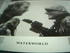 KEVIN COSTNER LOBBY CARD WATERWORLD  with dennis hopper 5460-2