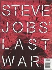 Bloomberg Businessweek magazine Apple Steve Jobs Yum Mens British fashion
