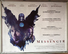 Cinema Poster: MESSENGER, THE 2015 (Quad) Robert Sheehan Joely Richardson