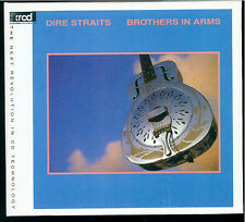 Audiophile XRCD CD Dire Straits - Brothers In Arms