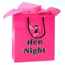 HEN NIGHT GOODIE BAG - HEN NIGHT PARTY ACCESSORIES PARTY BAG FAVOURS