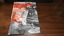 Shoeing Right by David Krolick Horse Farrier Hardcover w/ Dust Jacket Ex