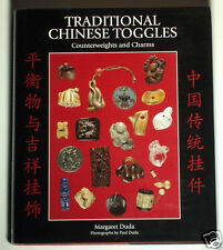 BOOK Traditional Chinese Toggles Counterweights Charms amulet bone carving jade