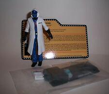 GI Joe Cobra Lab Rat loose figure 2014 Club Joecon Zombie Initiative