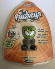 U. B. FUN KEYS RADICA Green Head NEW