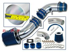 BCP BLUE 95-97 Ford Ranger Mazda B2300 2.3L L4 Short Ram Air Intake + Filter