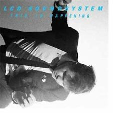LCD SOUNDSYSTEM : THIS IS HAPPENING (Double  LP Vinyl) sealed