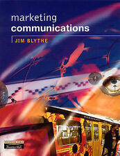 Marketing Communications, Prof Jim Blythe