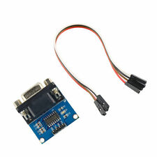 OE MAX3232 RS232 Serial Port To TTL Converter Module DB9 Connector With Cable