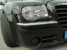 Chrysler 300 C blacked out Fog Light Cover Anti-brouillard Cover comme GTS LED