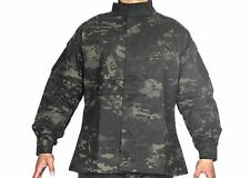 Tru-Spec Tactical Response BDU Shirt (Multicam Black/M/Short) 16732