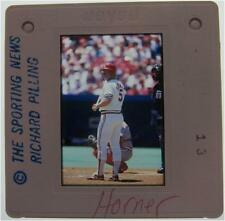 BOB HORNER ST LOUIS CARDINALS ATLANTA BRAVES Yakult Swallows ORIGINAL SLIDE 2
