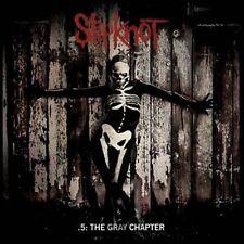 SLIPKNOT - .5:THE GRAY CHAPTER 2 CD NEW+