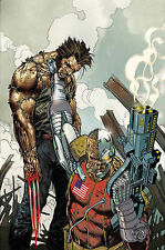 Wolverine: Weapon X - Tomorrow Dies Today Vol 3 (Hardback)   9780785146506